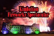 Kimbolton Fireworks Display -  Friday 7th November 2014