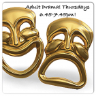 Adult Drama Workshops