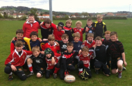 Mini Rugby Fun at Barnstaple RFC