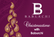 Christmas at Baburchi