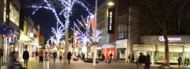 Christmas in Slough town centre