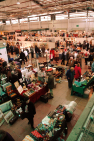 Devon County Antiques Fairs 2013 and 2014