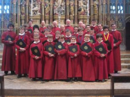 Newport Cathedral Choir