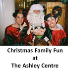 FREE Christmas Family Entertainment at the Ashley Centre Epsom @ashley_centre