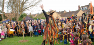 Bewdley Wassail Festival Sat 11 Jan 2014