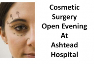 Cosmetic Surgery Open Evening at Ashtead Hospital - learn about the latest techniques  @ramsayhealthUK