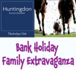 Bank Holiday Family Fun Day - Horse Racing - Huntingdon Racecourse