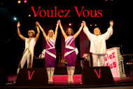 Voulez Vous - Abba Tribute Band at The Priory Centre
