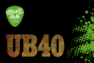 UB40 Live at The Races