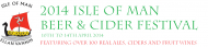 2014 Isle of Man Beer & Cider Festival