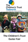 Family Fun at The Children's Trust Easter fair @childrens_trust