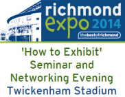 Richmond Expo 2014 Launch Evening