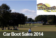 Wicksteed Park Car Boot Sales.