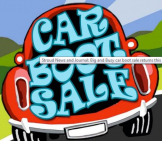 The Big and Busy Car Boot Sale