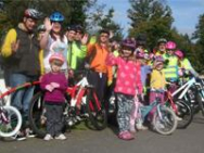 Cycle rides for all - National Memorial Arboretum