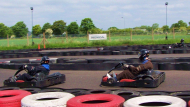 Midland Air Ambulance Charity Karting Day