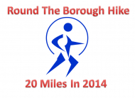 Epsom & Ewell Round the Borough Hike 2014