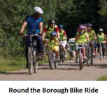Round the Borough Bike May 2014 @epsomewellbc #Epsom