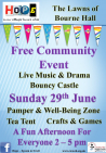 HOPE 2014 – Family Fun Day in Ewell with Churches Together #ChurchesTogether