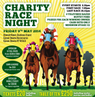 Charity Race Night @Childrens_Trust @EpsomRacecourse