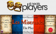 St Neots Players Presents … Les Miserables - The Priory Centre