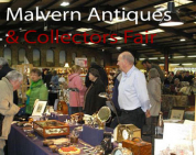 Malvern Antiques & Collectors Fair