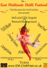 East Midlands Chilli Festival