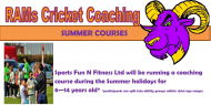 Summer Cricket Coaching at Banstead CC with Sports Fun n Fitness @Banstead_CC @SFNFsurrey #lovecricket