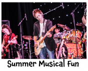 Summer Musical Fun @EpsomPlayhouse