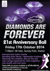 Diamonds Are Forever -  21st Anniversary Dream-A-Way Ball