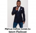 X Factor finalist Marcus Collins coming to @EpsomPlayhouse @MarcuscollinsUK