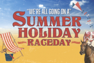 Summer Holiday Raceday followed by live music from The Beached Boys