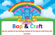 Bop and Craft at Once Upon a time soft play @OnceUponATime_0
