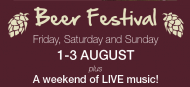 Beer Festival at The Nags Head