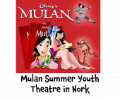 Mulan Summer Youth Theatre in Nork #nork