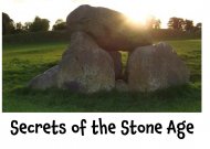 Bourne Hall Museum Club - Secrets of the Stone Age #HorribleHistory @EpsomEwellBC