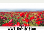 The Great War Exhibition at Bourne Hall Ewell  @EpsomEwellBC #WW1