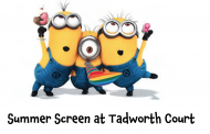 Summer Screen at Tadworth Court @Childrens_Trust