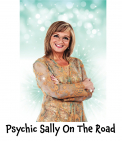 Psychic Sally On The Road @EpsomPlayhouse @SallyMorganTV