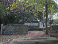 RICHMOND'S ANCIENT BURIAL GROUND WALK