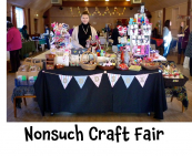 Nonsuch Craft Fair #BourneHall #Ewell