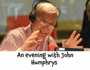 An evening with John Humphrys @EpsomPlayhouse