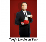 Tough Luvvie On Tour @EpsomPlayhouse #Comedy