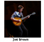 Joe Brown with his five piece band @EpsomPlayhouse