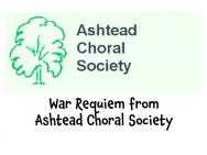 Benjamin Britten - War Requiem from Ashtead Choral Society @ashteadchoral #ashtead