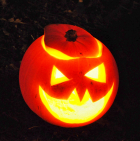 Spooky Halloween Trail at Fairhaven Water Gardens