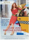 Lance James Shopping Experience