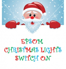 Epsom Christmas Tree Lights switch-on @epsomewellbc #epsom #christmas