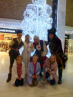 Ashley Centre Christmas Lights switch-on @ashley_centre  @epsomewellbc #epsom #christmas