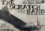 The Scratch Band at Old Buckenham Airfield